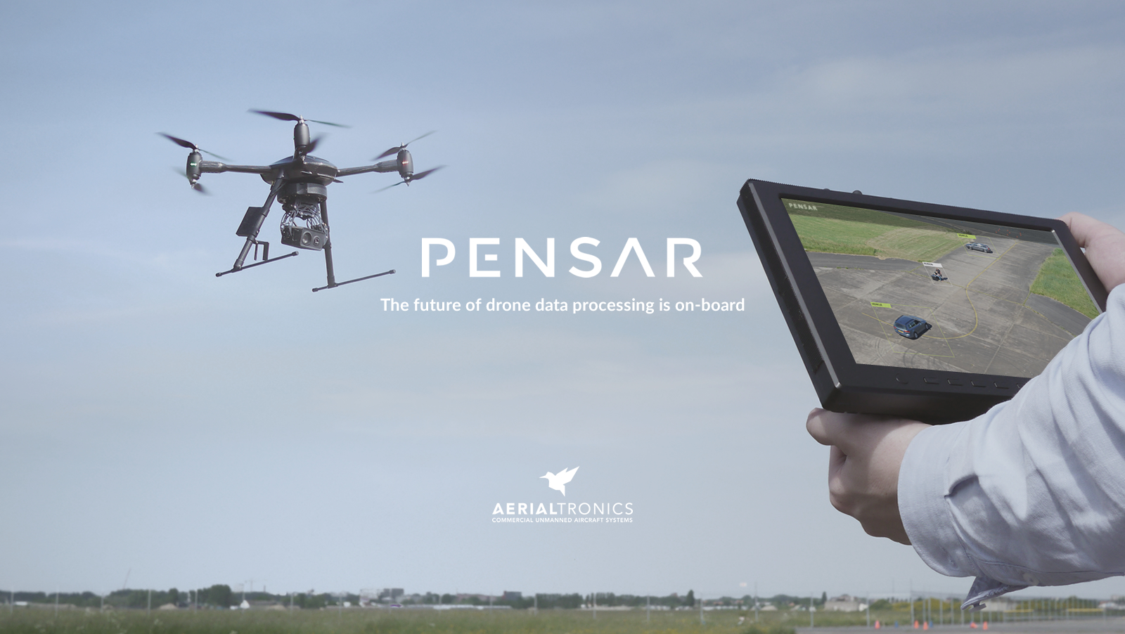 AERIALTRONICS releases the new version of its intelligent camera