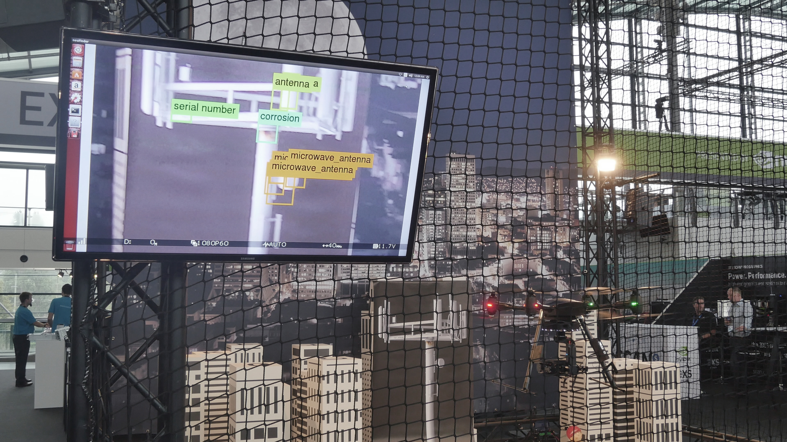 AI-powered drone inspections unveiled by Aerialtronics